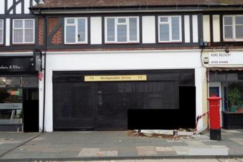 Shop to rent - Bridgwater Drive, Westcliff On Sea, Essex, SS0 0DH