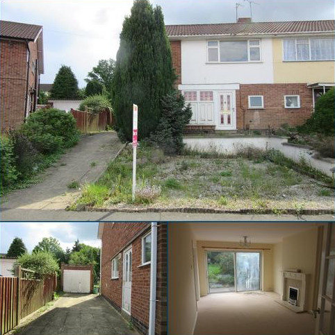 3 bedroom semi-detached house to rent - Kendrick Drive, Oadby, Leicester, LE2