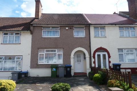 3 bedroom terraced house to rent - Warren Road, Neasden, London