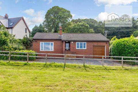 2 bedroom detached bungalow to rent - Nercwys, Mold CH7 4