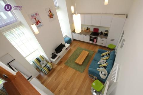 Studio to rent - Simpson Loan, Quartermile, Edinburgh, EH3
