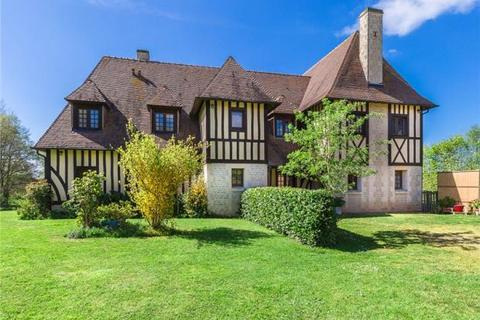 6 bedroom detached house  - Normandy Manor, Pays D'Auge, Calvados