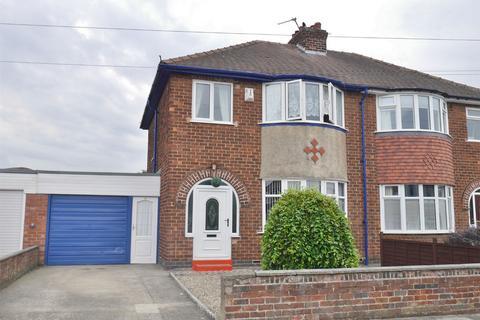 3 bedroom semi-detached house for sale - Tranby Avenue, Osbaldwick, York