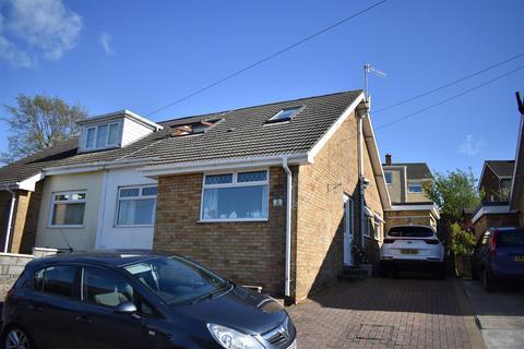 3 bedroom semi-detached bungalow for sale - Lan Deri, Winch Wen, Swansea.