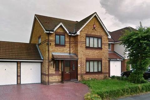 4 bedroom detached house to rent - Colindale Gardens, Nottingham