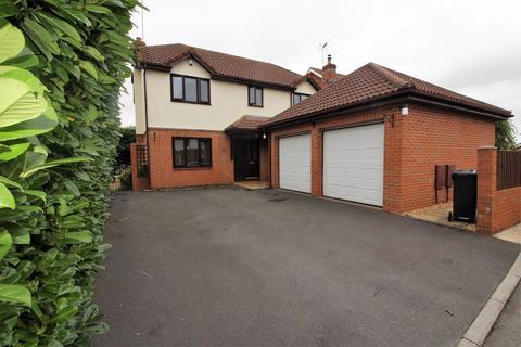 4 bedroom detached house for sale - Sandstone Rise, Winterbourne, Bristol, BS36 1BB