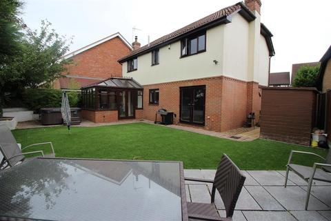 4 bedroom detached house for sale - Sandstone Rise, Winterbourne, Bristol, BS36 1BB