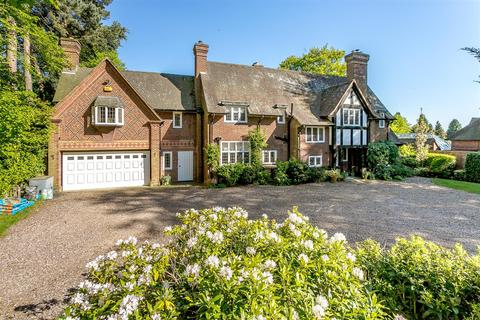 5 bedroom detached house for sale - Ladywood Road, Four Oaks Park,Sutton Coldfield