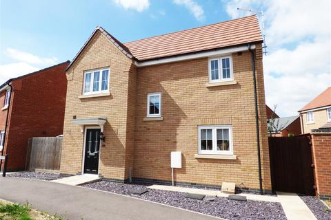 3 bedroom detached house for sale - Oban Drive, Orton Northgate, Peterborough