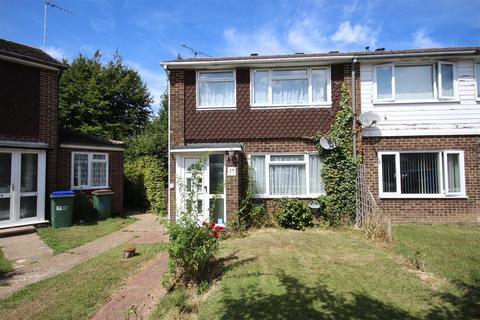 3 bedroom end of terrace house for sale - Undermill Road, Upper Beeding, Steyning