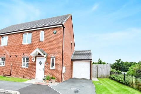 3 bedroom semi-detached house for sale - Bayfield, West Allotment, Newcastle Upon Tyne