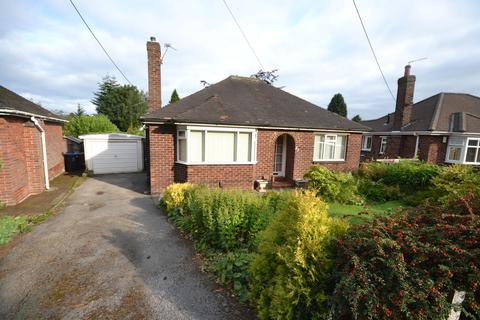 2 bedroom detached bungalow to rent - 27, Conway Road, Knypersley