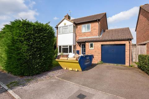 4 bedroom detached house for sale - Kestrel Way, Bicester, OX26
