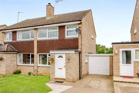 3 bedroom semi-detached house for sale - Horsewell Court, Moulton, Northampton, Northamptonshire, NN3