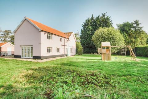 5 bedroom farm house for sale - Banyards Green, Laxfield