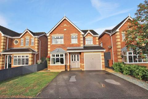 4 bedroom detached house for sale - MARLBOROUGH WAY, CLEETHORPES