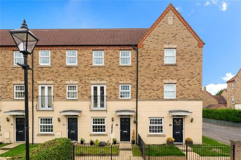 4 bedroom terraced house for sale - Squirrel Chase, Witham St. Hughs, Lincoln, Lincolnshire, LN6