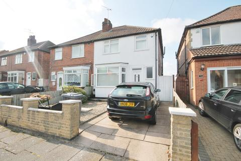 3 bedroom semi-detached house to rent - Collingham Road, Rowley Fields, Leicester LE3