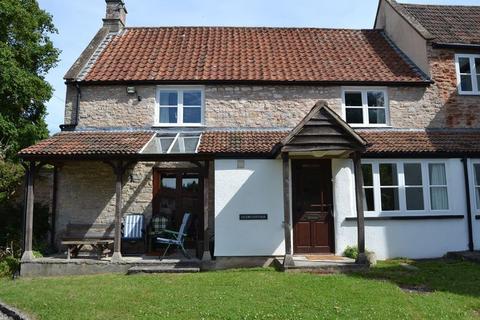 2 bedroom cottage to rent - Wookey (Wells c.2miles)