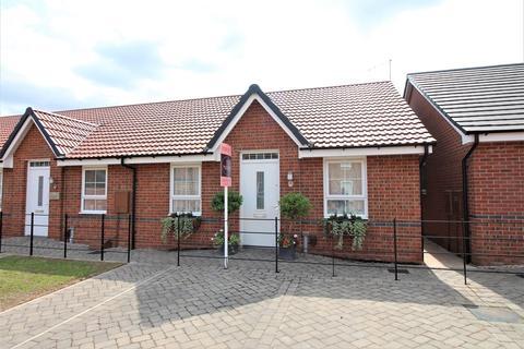 2 bedroom semi-detached bungalow for sale - Nethermere Lane, Woodhouse Park, Nottingham, NG8