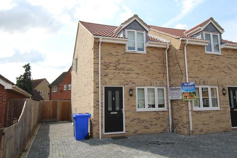 2 bedroom semi-detached house to rent - Beck Row, Bury St. Edmunds