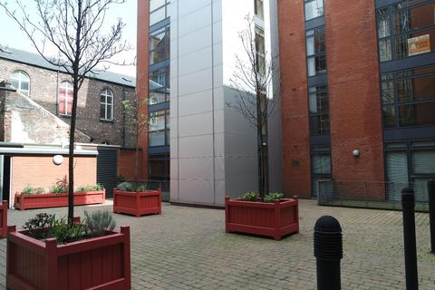 Studio to rent - Smithfield Apartments, Rockingham Street