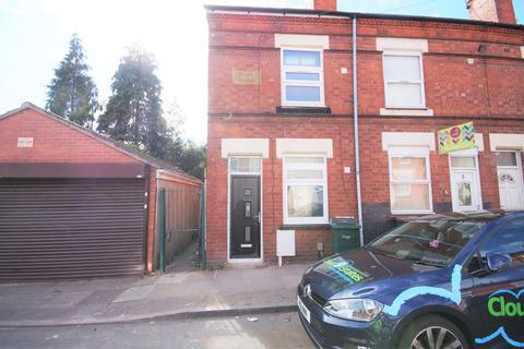 1 bedroom end of terrace house to rent - Nicholls Street, Coventry, CV2 4GY
