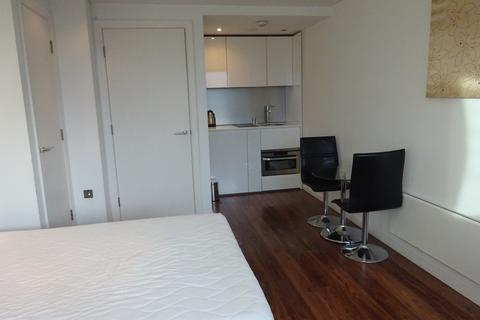 Studio to rent - Bridgewater Place, Water Lane, Leeds LS11