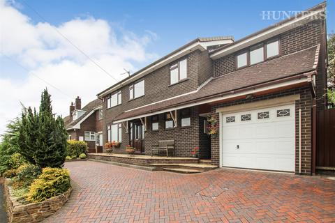 5 bedroom detached house for sale - Meadow Avenue, Wetley Rocks, ST9 0BD