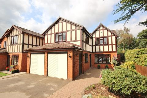 5 bedroom detached house for sale - Halstead Grove, Solihull, West Midlands, B91
