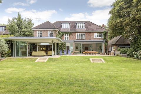 5 bedroom detached house to rent - Longwood Drive, Putney, London, SW15