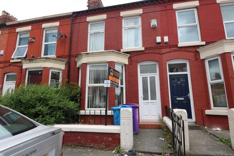 4 bedroom house to rent - Langton Road, Wavertree