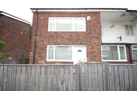 3 bedroom semi-detached house for sale - Christon Close, Gosforth