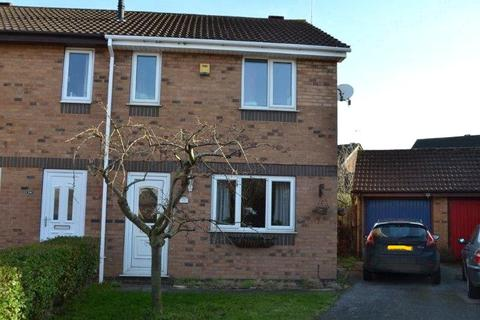 2 bedroom semi-detached house to rent - Heron Close, Scunthorpe, North Lincolnshire, DN15