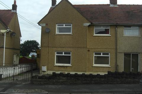 2 bedroom semi-detached house for sale - 6 Llewellyn Road, Penllergaer, Swansea, City And County of Swansea. SA4 9BB