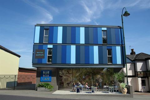 Studio to rent - Blue Box Apartments, 104-106 Bevois Valley Road, Southampton