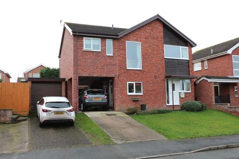 4 bedroom detached house for sale - Marcella Cresent, Marchwiel, Wrexham, LL13