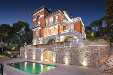 House  - Roquebrune Cap Martin, French Riviera