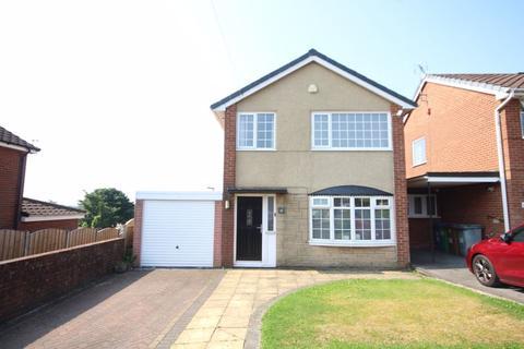3 bedroom detached house for sale - BROOKDALE, Lower Healey, Rochdale OL12 0UY