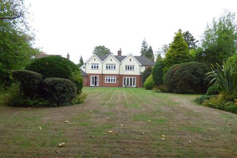 5 bedroom detached house to rent - Croftdown Road, Harborne, Birmingham, B17 8RA