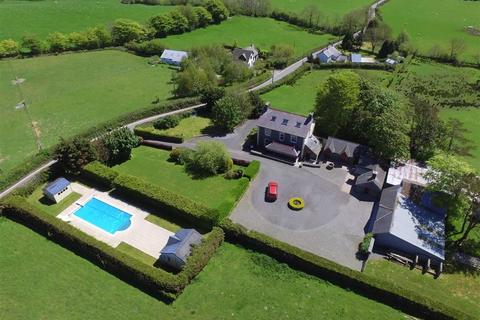 5 bedroom property with land for sale - Aberystwyth, Ceredigion, SY23