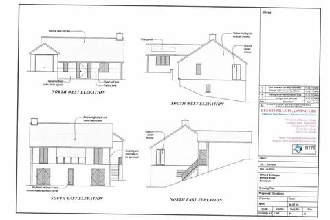 Land for sale - Opposite 1 Milford Cottages, Newtown, Powys, SY16