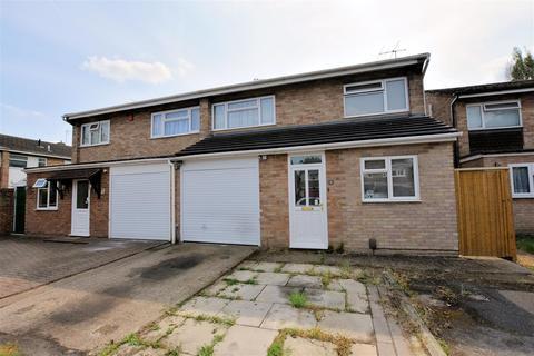 3 bedroom semi-detached house for sale - Bourton Close, Tilehurst, Reading