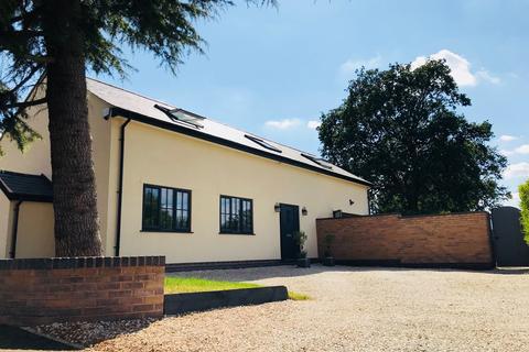 3 bedroom detached house for sale - Birmingham Road, Shenstone Wood End, Lichfield, WS14