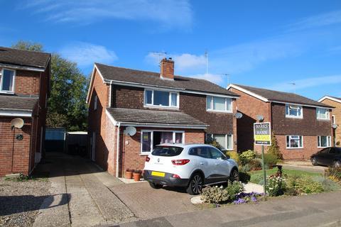3 bedroom semi-detached house for sale - Edgecomb Road, Stowmarket, IP14