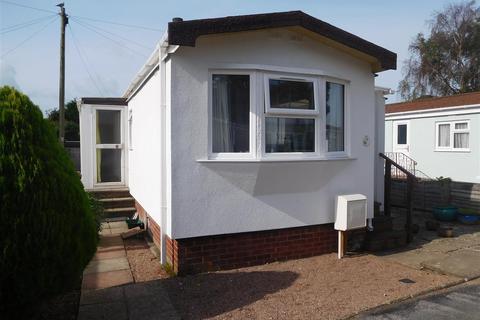 1 bedroom park home for sale - First Avenue, Newport Park, Topsham