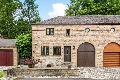 3 bedroom terraced house for sale - Stockwell Vale, Armitage Bridge, Huddersfield, HD4