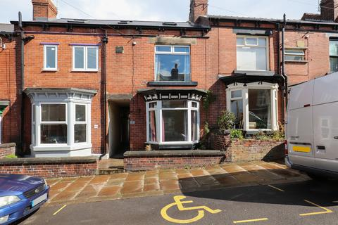 4 bedroom terraced house to rent - Ranby Road, Endcliffe Park