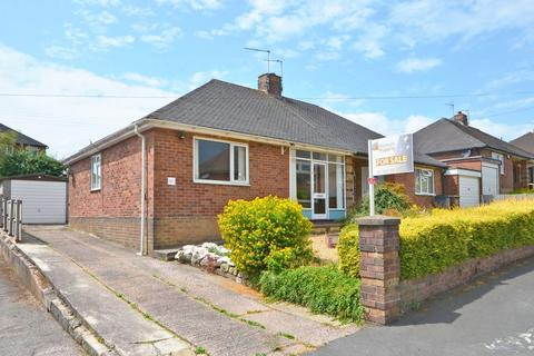 2 bedroom semi-detached bungalow for sale - Coupe Drive, Weston Coyney, Stoke-on-Trent, ST3 5HS