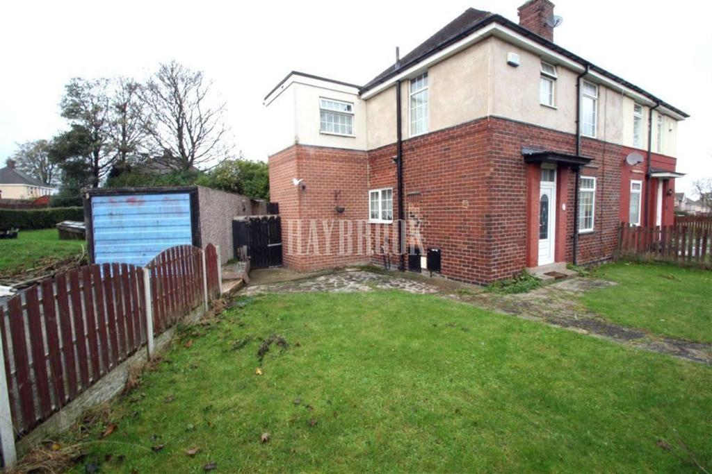 3 Bedrooms Semi Detached House for sale in Oaks Fold Road, Shiregreen